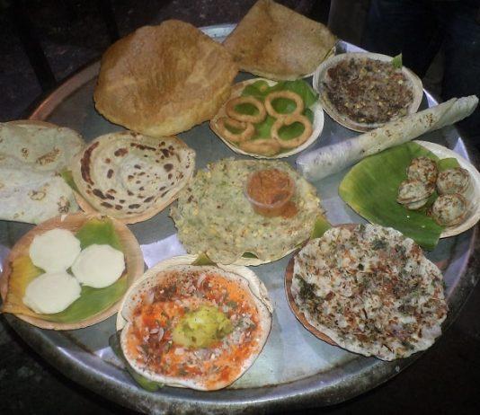 Bangalore's Food