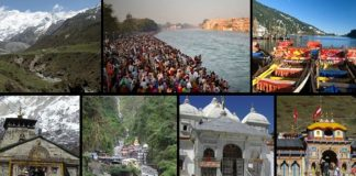 Pilgrimage Places in Uttarakhand