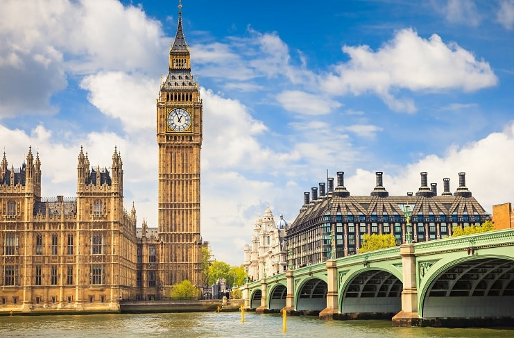 Thriving Hospitality Industry in London