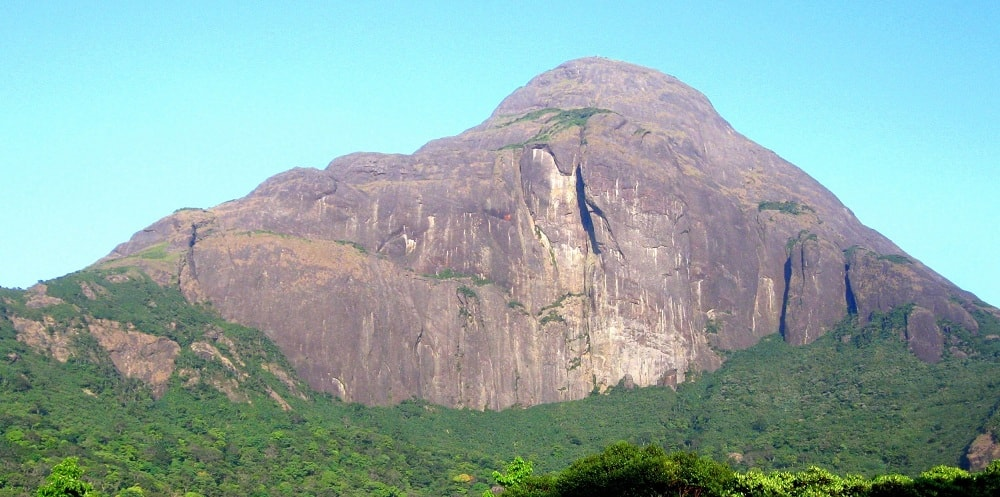 Agasthyakoodam in Thiruvananthapuram