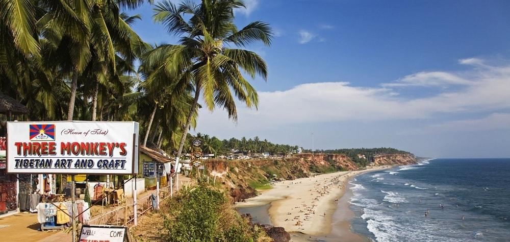Beaches in Trivandrum