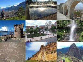 Popular Tourist Places in Peru