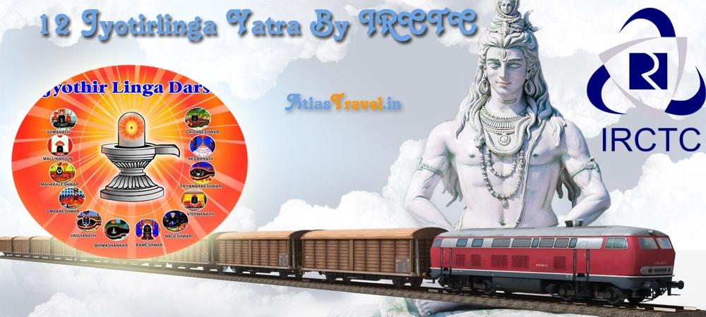 12 Jyotirlinga Yatra By IRCTC