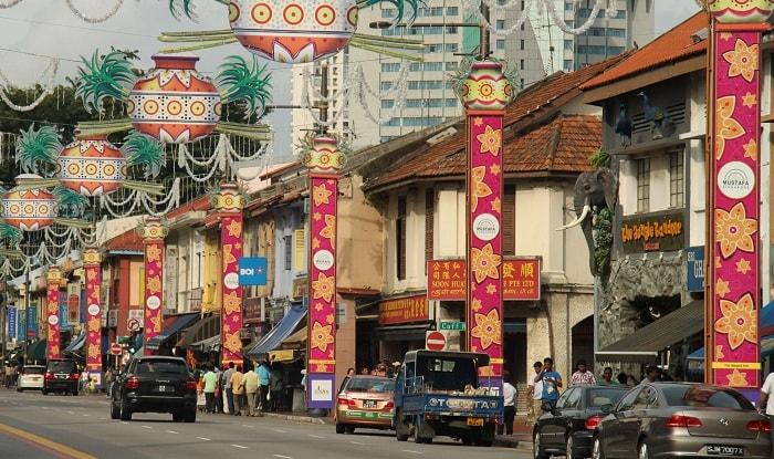 Little India District Singapore