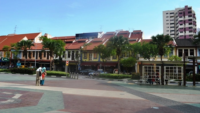 Malay Village in Singapore