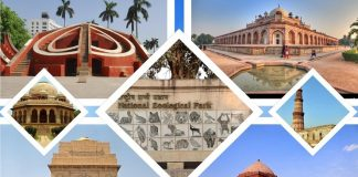 Tourist Places to Visit in Delhi