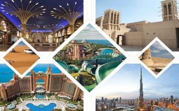 Tourist Attractions in Dubai