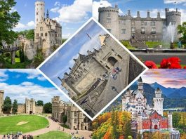 Famous Castles in Europe