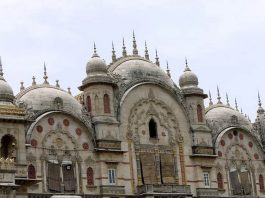 Laxmi Vilas Palace, Gujarat