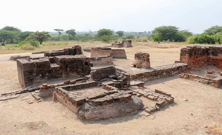 Lothal - Ruins of City of Harrapan Era