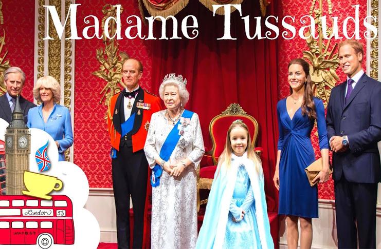 Madame Tussauds Wax Museum