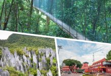 World Heritage Sites in Malaysia