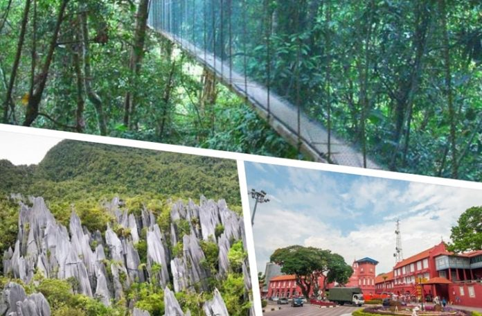 World Heritage Sites in Malaysia