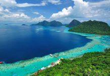 Borneo Island