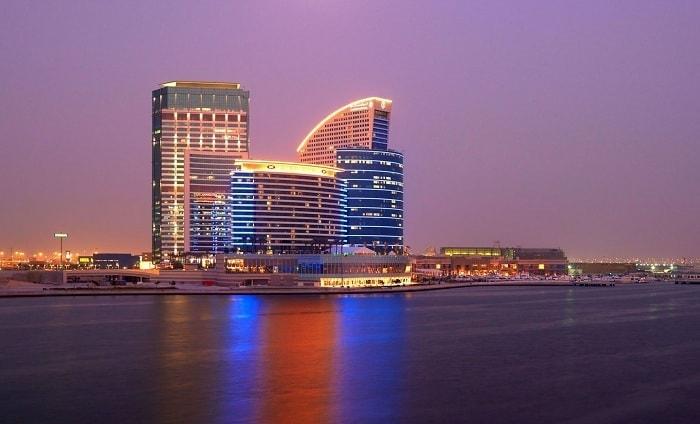 Crowne Plaza Hotel Dubai Festival City