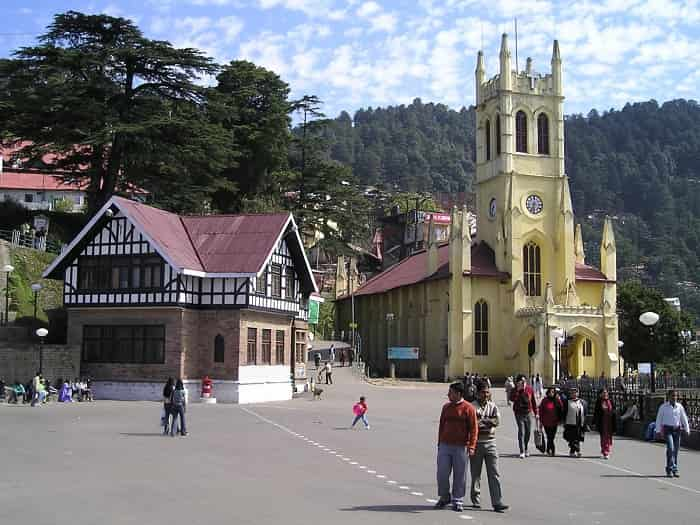 Christ Church at Shimla