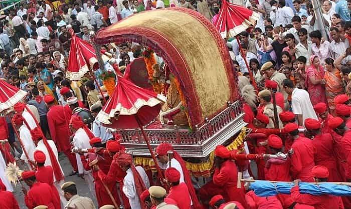 Gangaur Festival, Jaipur