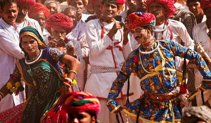 Rajasthani Folk Dances
