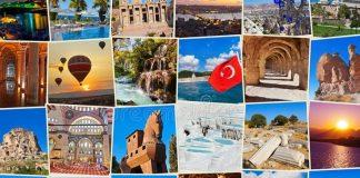 Tourist Destinations in Turkey