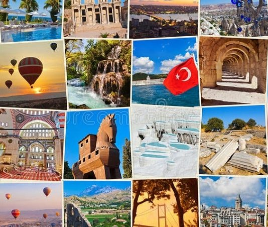 Tourist Destinations in Turkey
