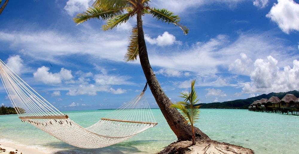 Tuamotus Islands in French Polynesia