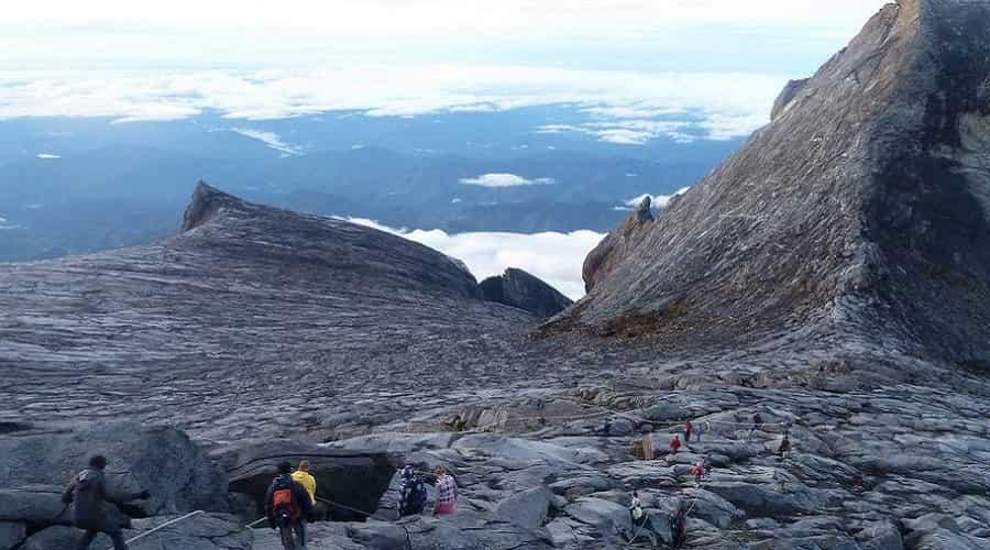 Mount Kinabalu Malaysia