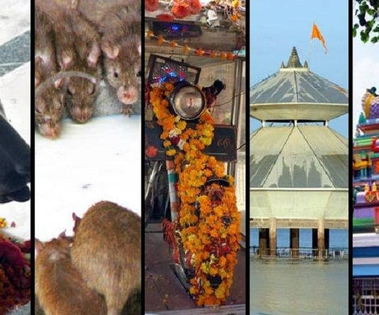 Unusual Temples of India