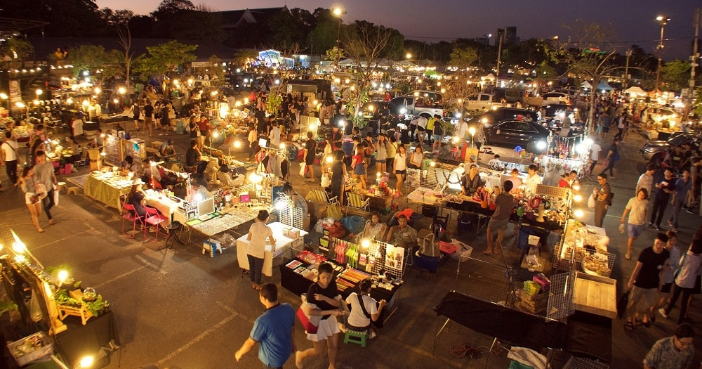 Weekend Night Market