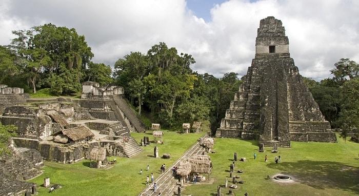 Peten Region, Guatemala