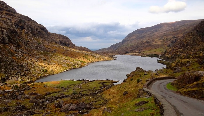 Auger Lake - Killarney National Park