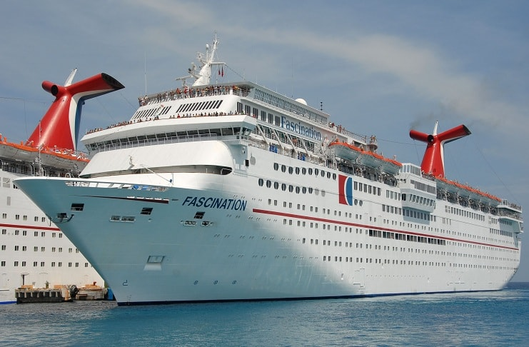 Carnival Fascination Cruises