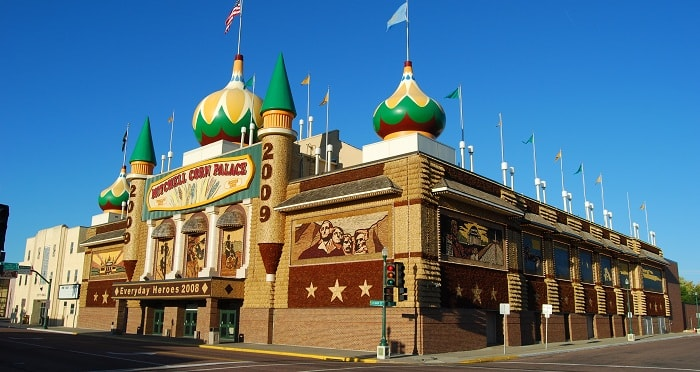 Corn Palace, Mitchell