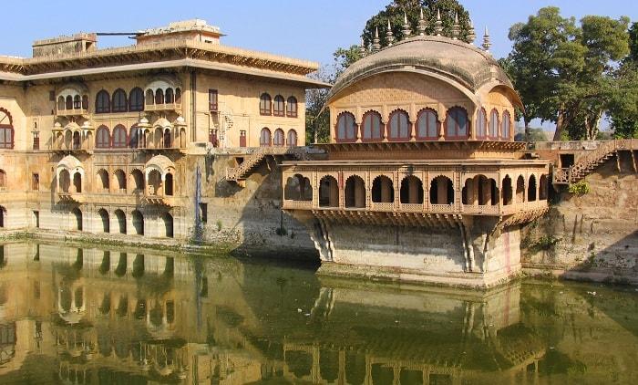 Deeg Palace, Bharatpur