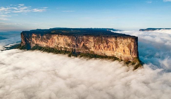Mount Roraima, Guyana, Venezuela, and Brazil