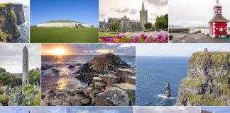 Tourist Attractions in Ireland