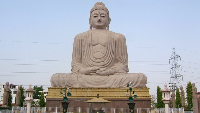 Great Buddha, Bodhgaya