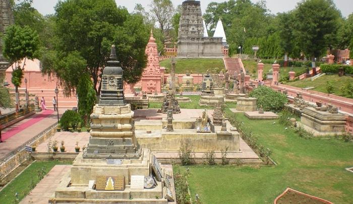 Mahabodhi Temple, Gaya