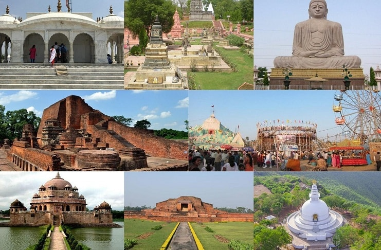 Tourist Places in Bihar