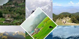 Tourist Places in Himachal Pradesh