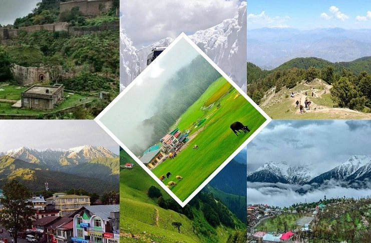 Himachal Pradesh Tourist Places