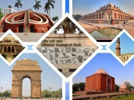 Tourist Places to Visit in Delhi