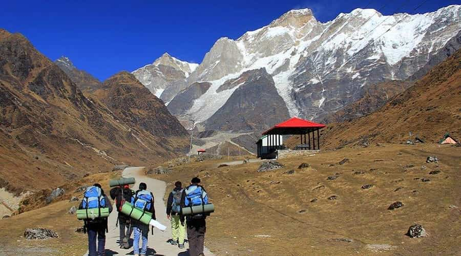 Trek to Kedarnath
