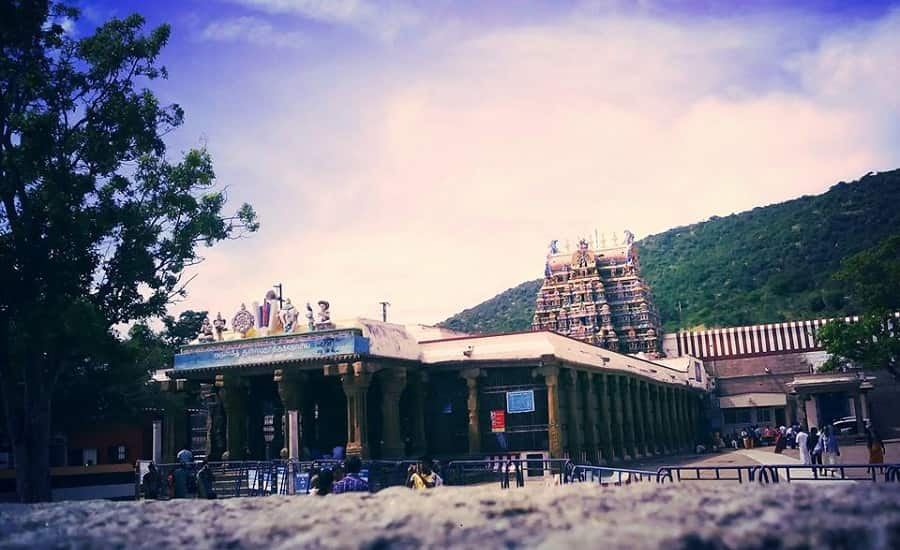Alagar Temple, Madurai.