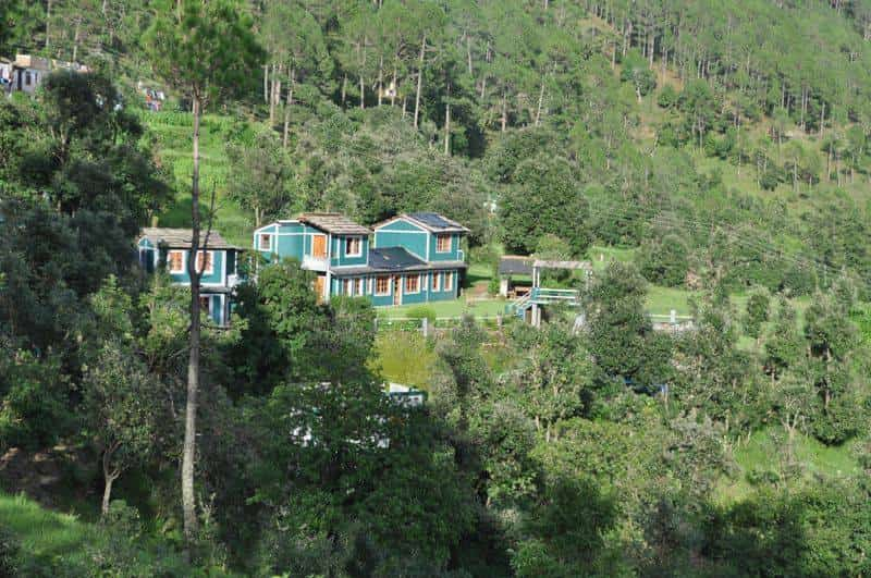Binsar Eco Camp, Binsar