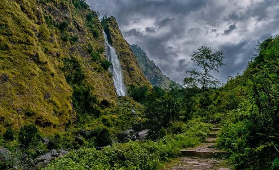Birthi Falls Munsiyari