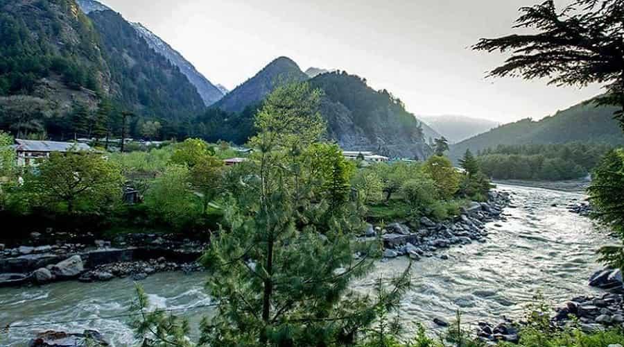Harsil Valley, Uttarkashi
