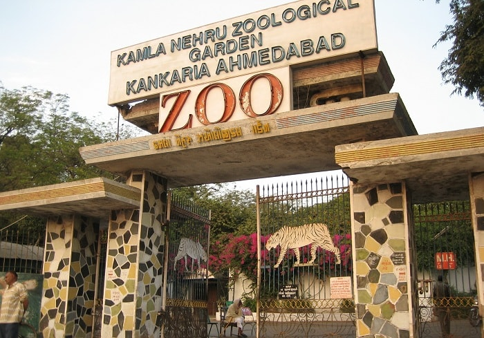 Kamla Nehru Zoological Garden Kankaria