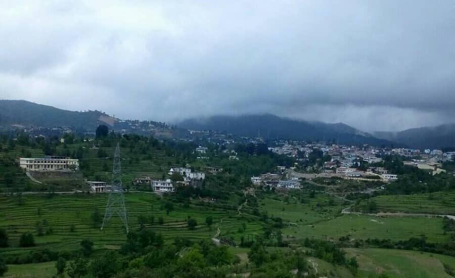 Lohaghat Hill Station