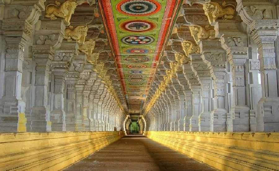 Ramanathaswamy Temple Inside