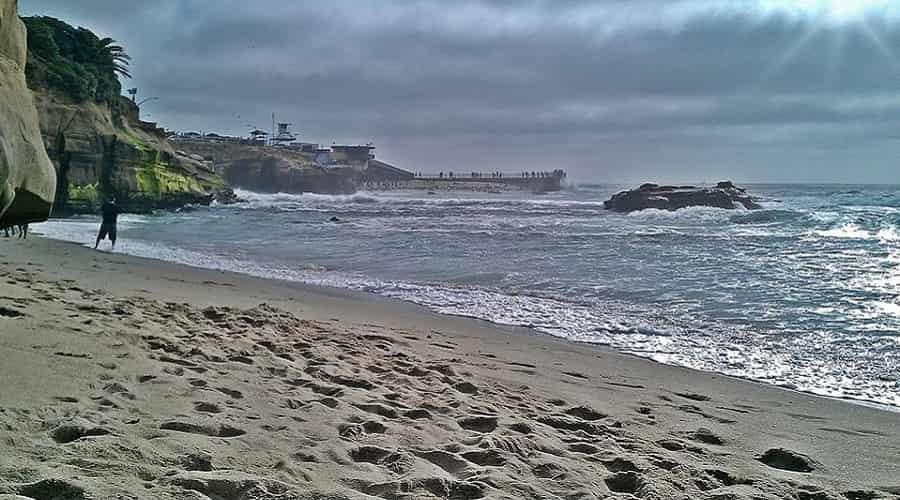 San Diego Beach, California